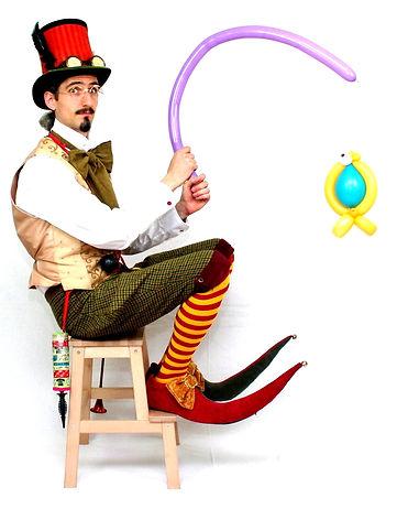 Dali Ballooni Childrens's Entertainer