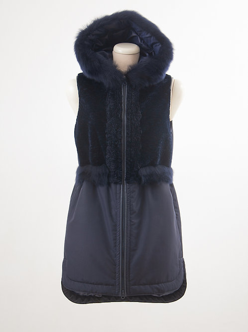 LC2152 PADDED LONG VEST