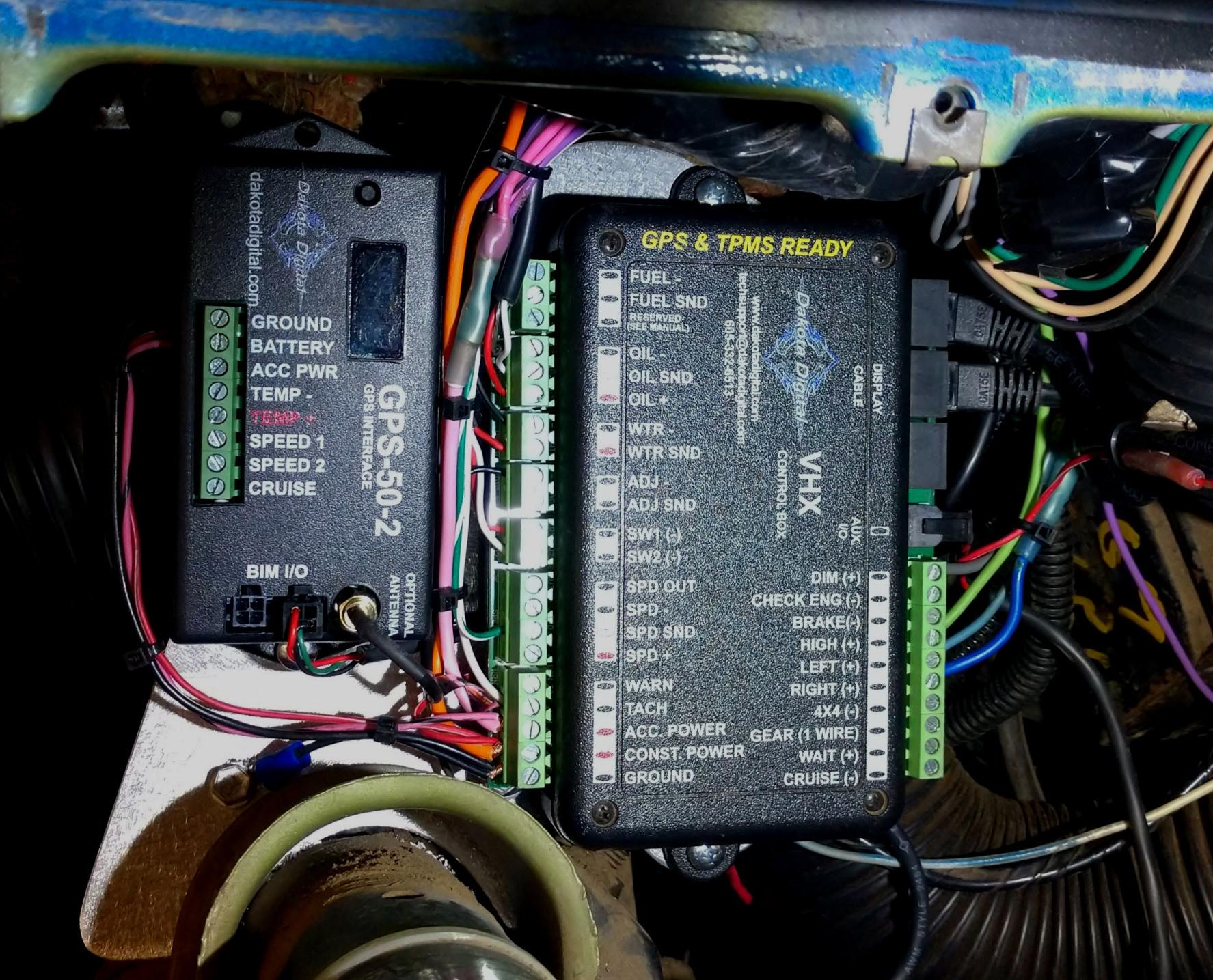 Chassis Wiring/LSx Wiring