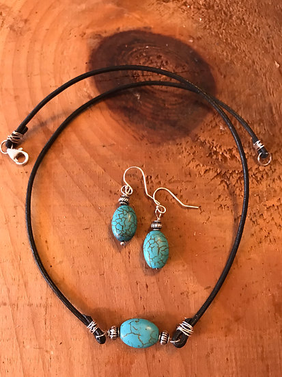 SOLD - Turquoise Necklace