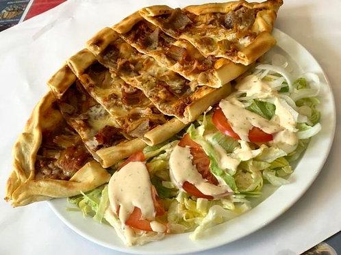 Pide Kebab mixte+ Salade offerte