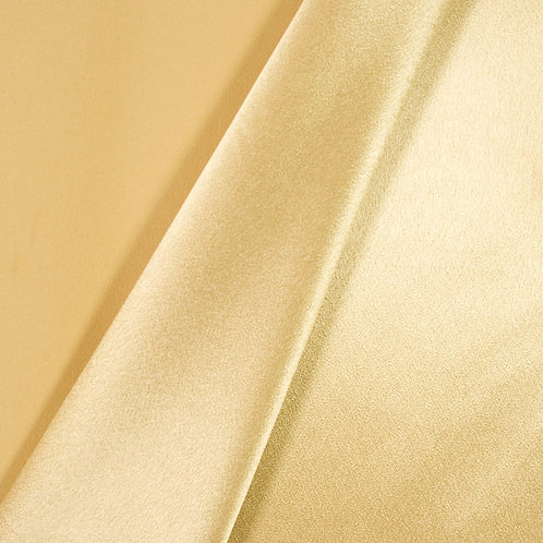 Light Gold Bridal Satin Pillowcase