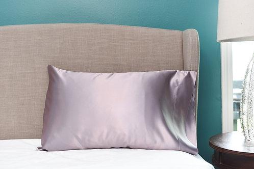 Bronze Bridal Satin Pillowcase