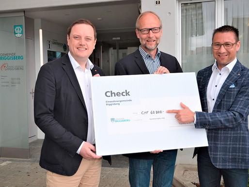 Die Gemeinde Riggisberg wird Aktionärin der GANTRISCHplus AG