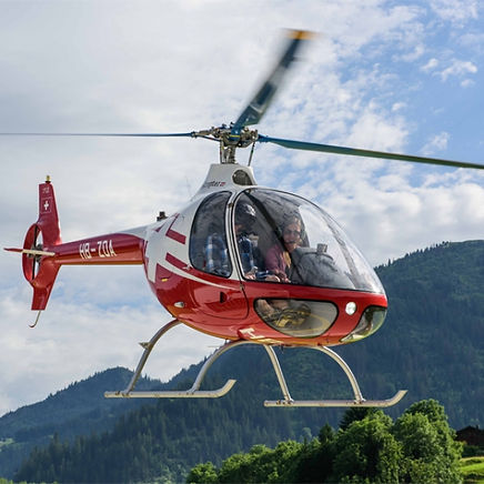 Swiss Helicopter AG - Basis Belp