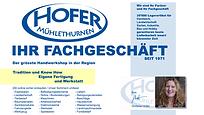 Hofer Mühlethurnen GmbH