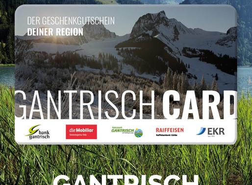 Gantrisch Card – Bereits sind mehr als 2'000 Karten bestellt
