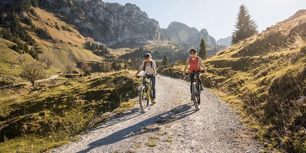 Mountainbike Erlebnis im Naturpark Gantrisch & Schwarzsee