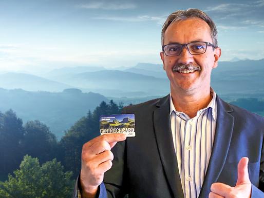 Boom im Gantrisch: Gantrisch Cards von über Fr. 150'000.- im Umlauf