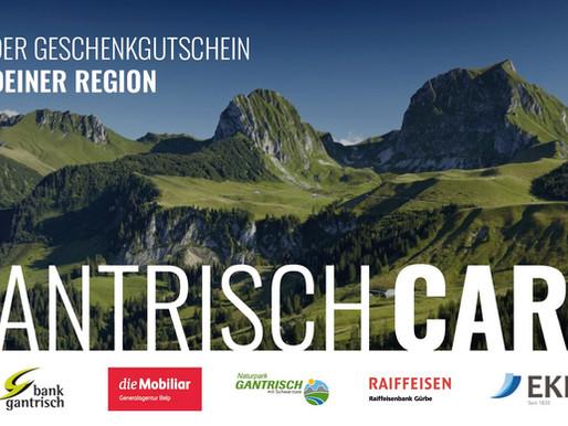 Gantrisch Card – eine Karte für die regionale Wirtschaft