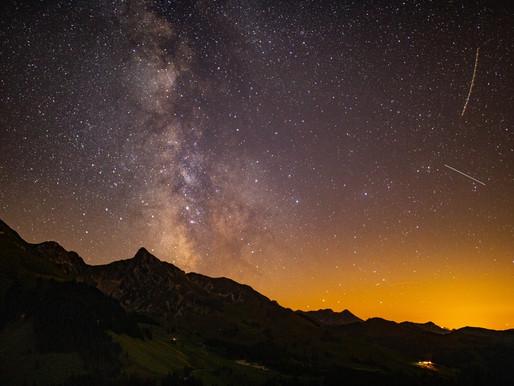Besuchen Sie den Sternenpark Gantrisch