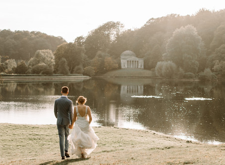 Megan & Keegan Stourhead Wedding