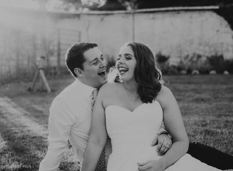 Emily & Daniel Syrencot Wedding