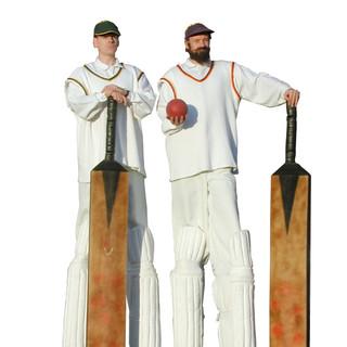 The Giants of Cricket