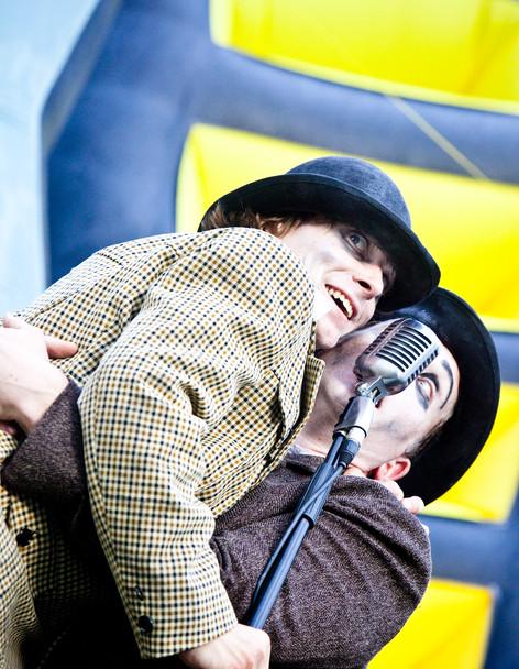 The Cabaret of Dr Caligari