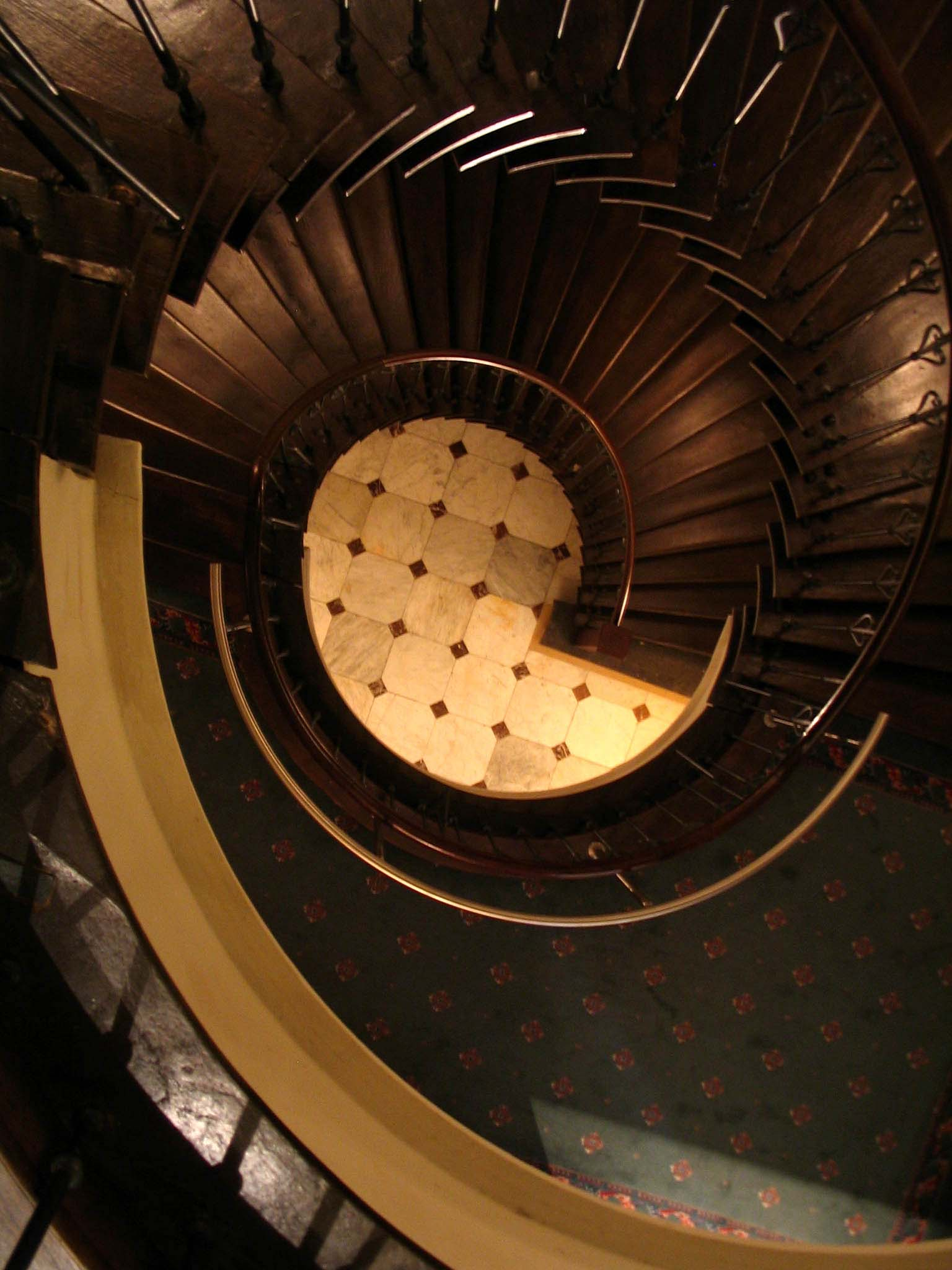 Spiral Stairs 3