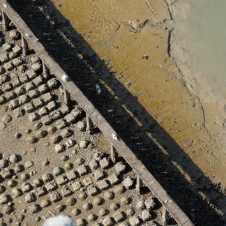Diagonal Breakwater