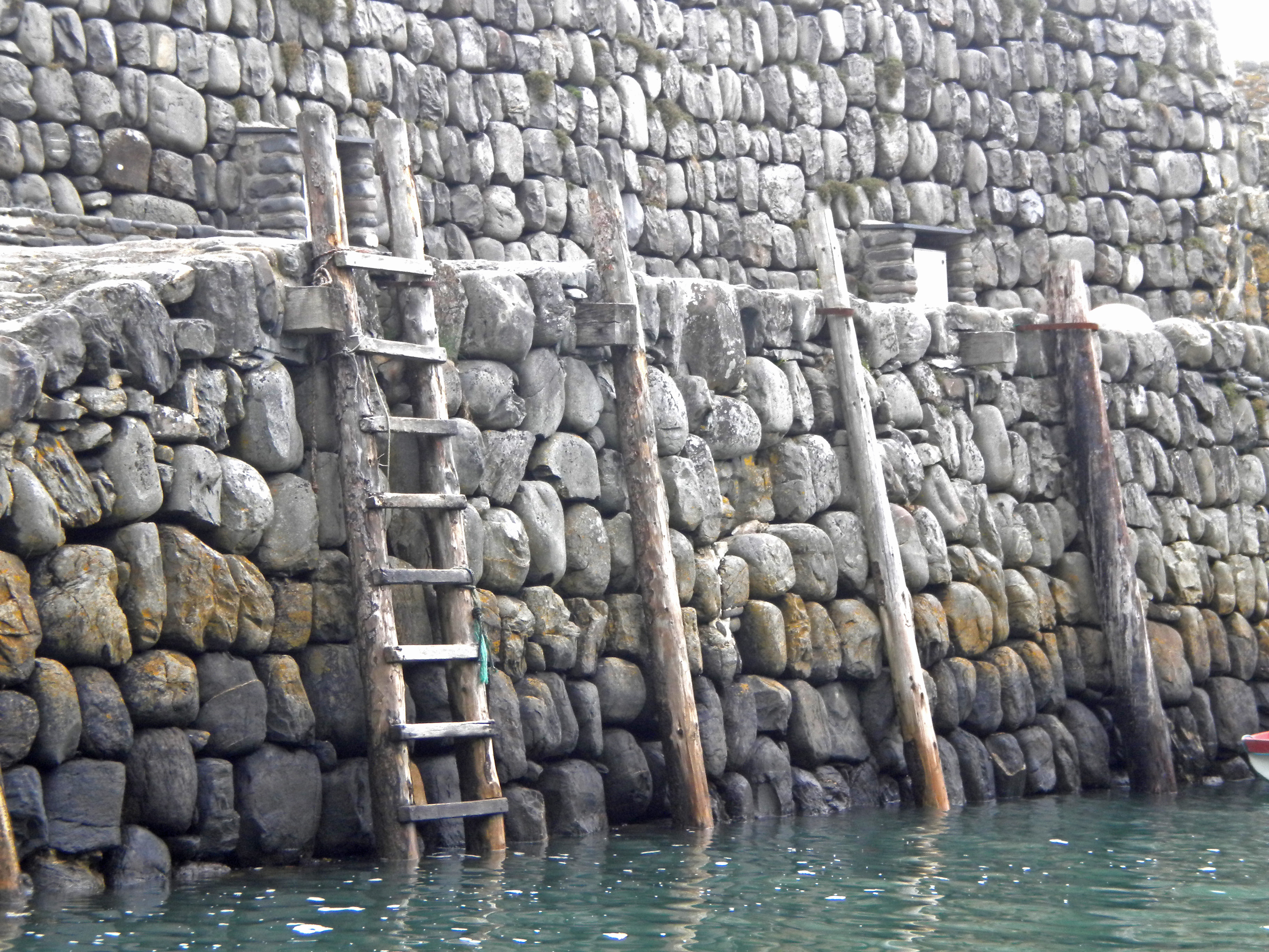 Ladder and Stones