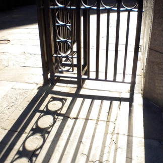 Gate on the South Bank