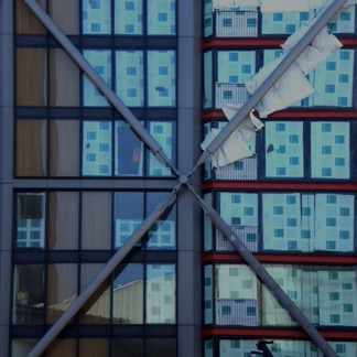 Windows by Tate Modern
