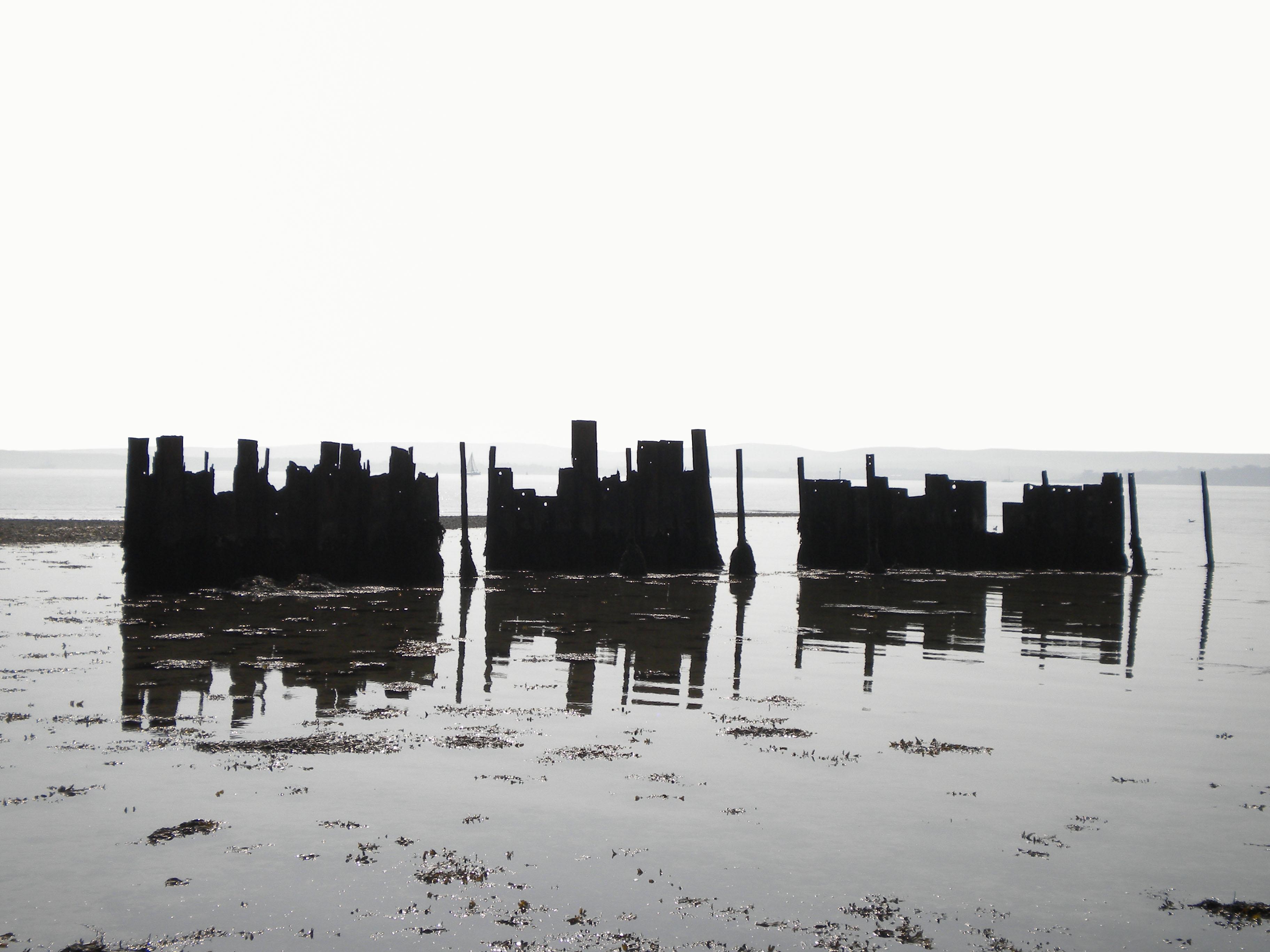 Lymington Salt marshes 1