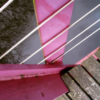 Pink Bridge 1