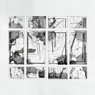 Fred's Studio Window squared