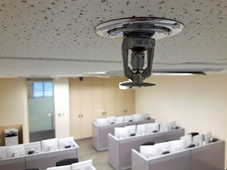 Sprinklers in the Workplace