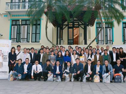 JABLOTRON Workshop with Czech Embassy in Hanoi, Vietnam by Eurostellar 2018