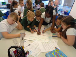 Identifying key features of a Non-Chronological report in Literacy