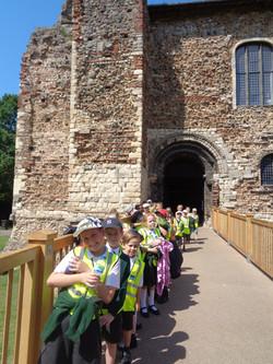 Colchester Castle visit