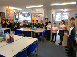 Year 3 Literacy Discussion