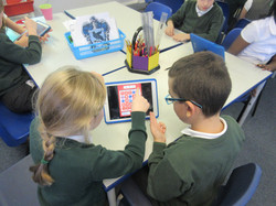 Using Learnpads to support Maths teaching