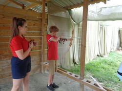 Archery at Stubbers