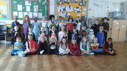 Y2 book day