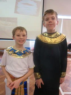 Egyptian Day Year 5