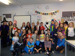 World book day 3C pic
