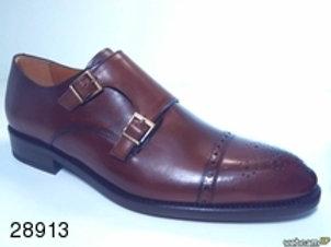 Zapato de vestir de parma color marron (28913)