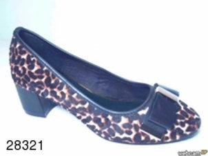Zapato de vestir de puma color marron (28321)