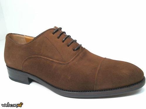 Zapato de vestir de superbuck color beige (30117)
