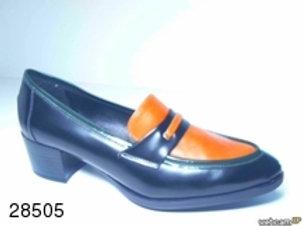Zapato de vestir de florentic color negro (28505)