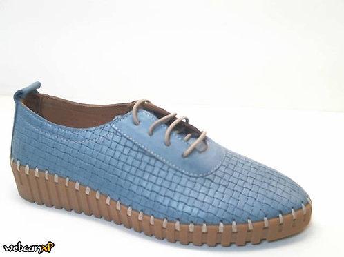 NA de piel color azul (32344)