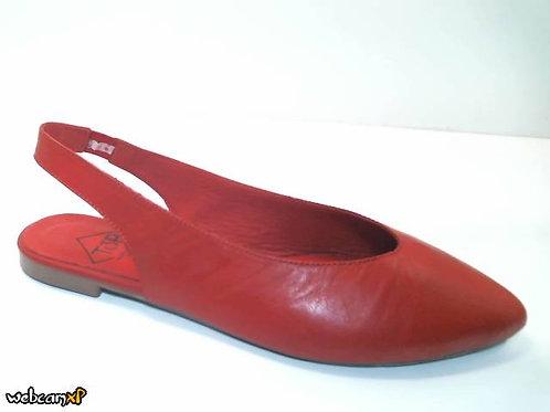 Salón de piel color rojo (32308)