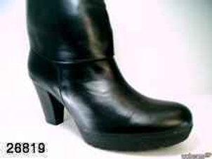 Botín de bacardi color negro (26819)