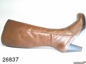 Bota de bacardi color cuero (26837)