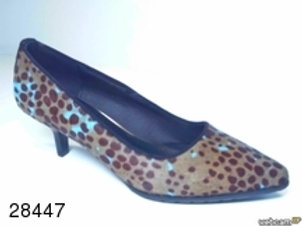 Zapato de vestir de puma color multi (28447)