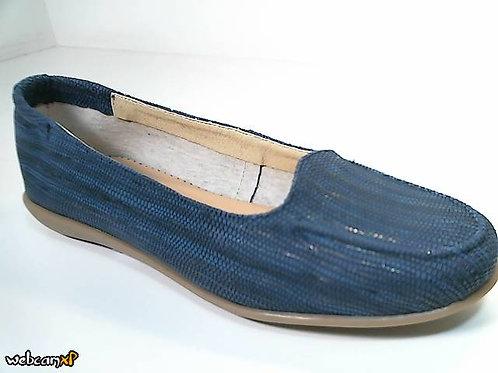 Mocasín de keops color azul (29763)