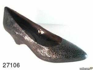 Zapato de vestir de luxor color negro (27106)
