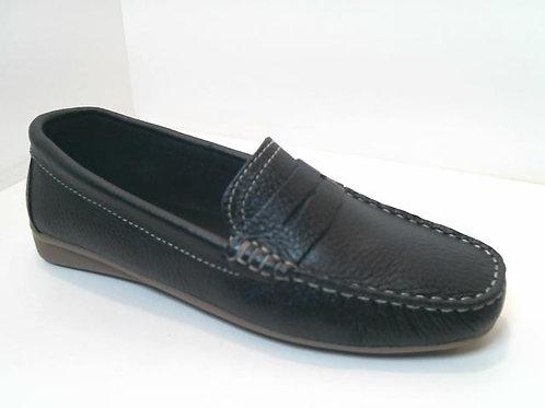 Mocasín de buggi color negro (32600)