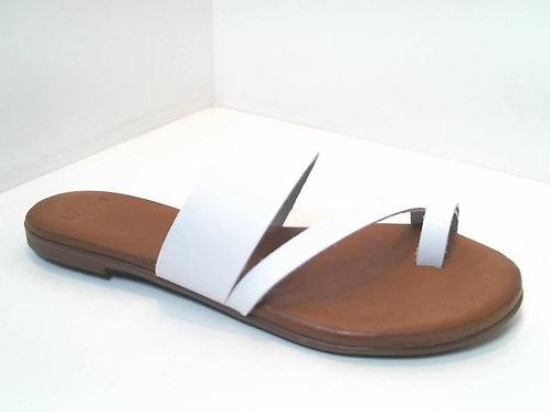 Sandalia de vaq. color blanco (32529)